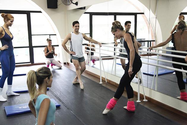 Aulão de Ballet Fitness com Betina Dantas | Escola de Dansa Petite Danse